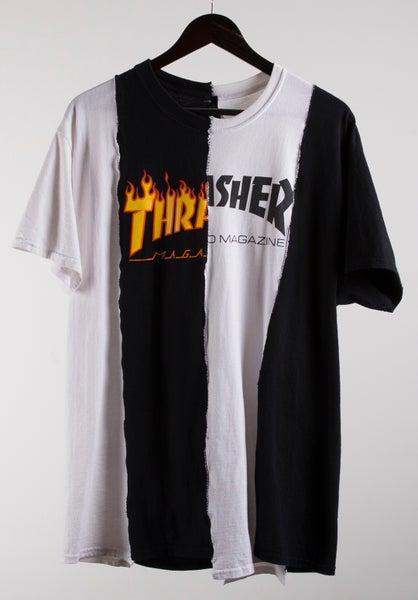 Image of 1 of 2 Thrasher Cut & Sew Tee