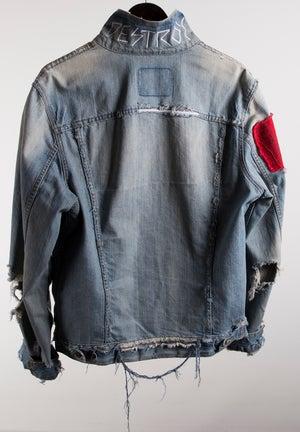 Image of Light Wash Denim Jacket 1of1