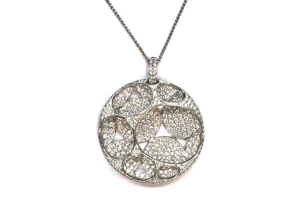 Image of Diamond Pendant