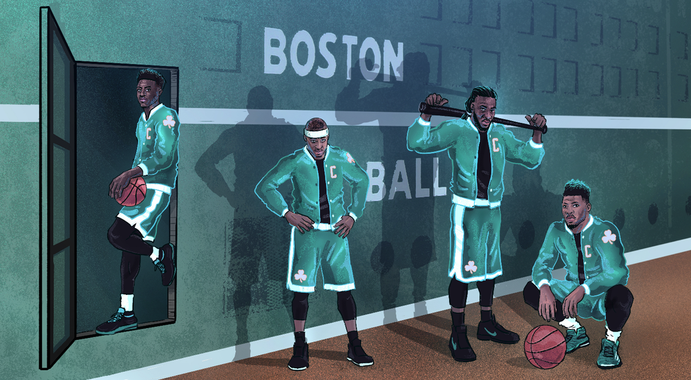Image of BOSTON BASKETBALL