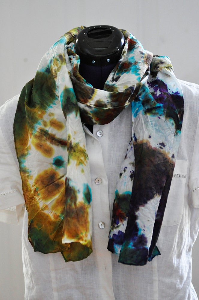 Image of Galaxy Scarf