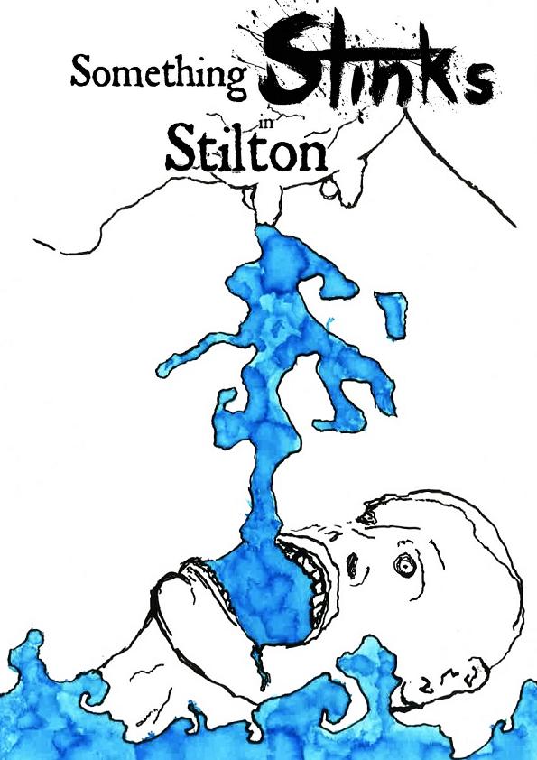 Image of Something Stinks in Stilton (UC#8)
