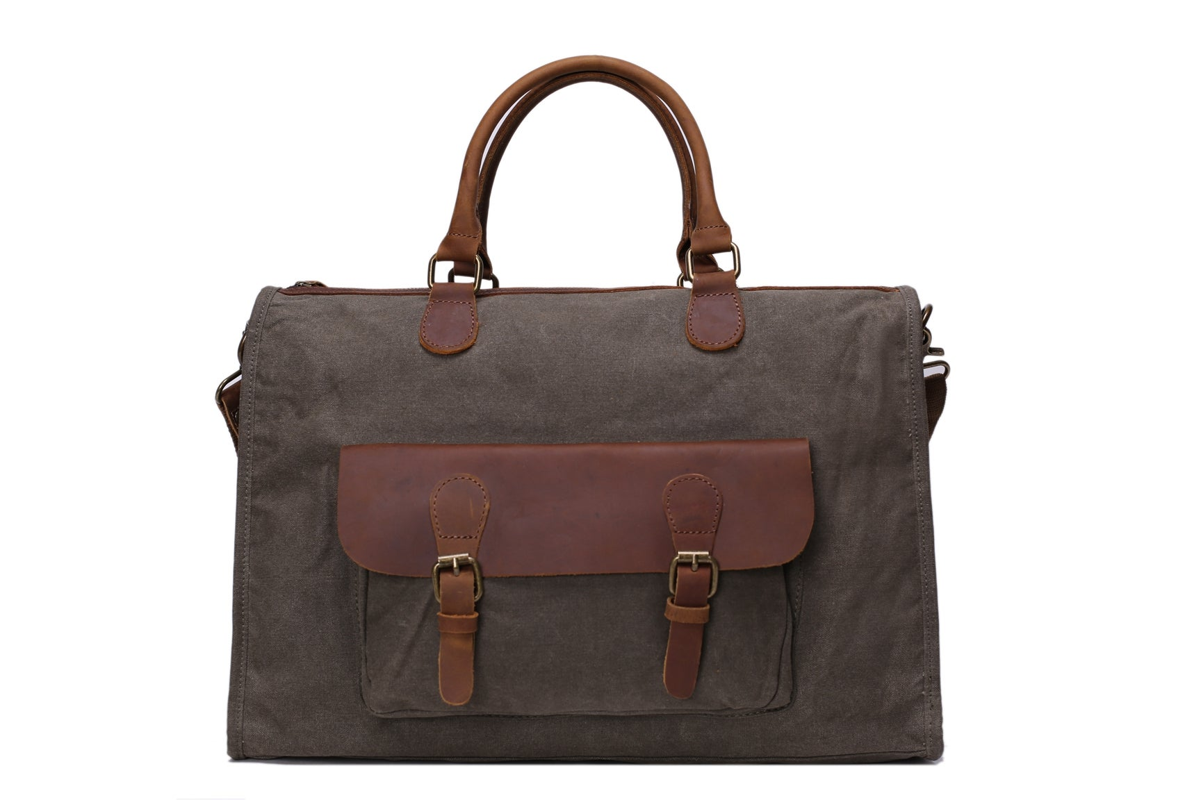 MoshiLeatherBag - Handmade Leather Bag Manufacturer — Waxed Canvas ...
