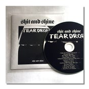 Image of SHIT AND SHINE 'Teardrops' Promo CD-R