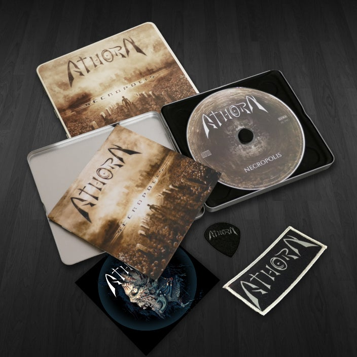 Image of NECROPOLIS - Limited Special Edition Metalcase
