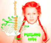Image of PURLING HISS - MEANDERING NOODLE (2016) cassette