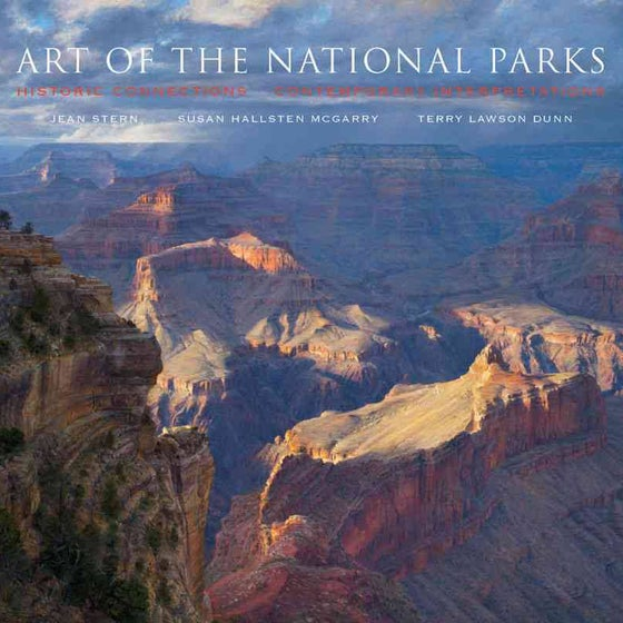 Image of Art of the National Parks (69 artists including Louisa McElwain)