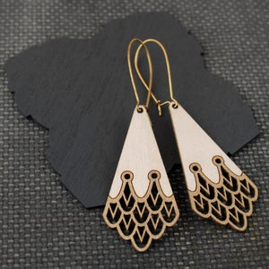 "Image of ""AQUILA"" EARRINGS"