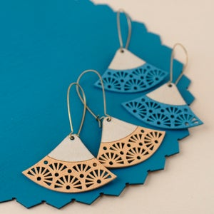 "Image of ""ERELA"" EARRINGS"