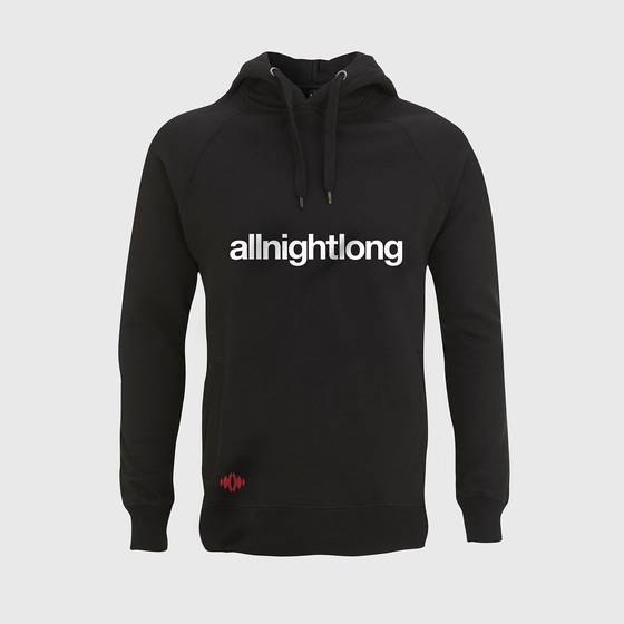 Image of Stereo allnightlong Pullover Hoody in Black [Limited edition]