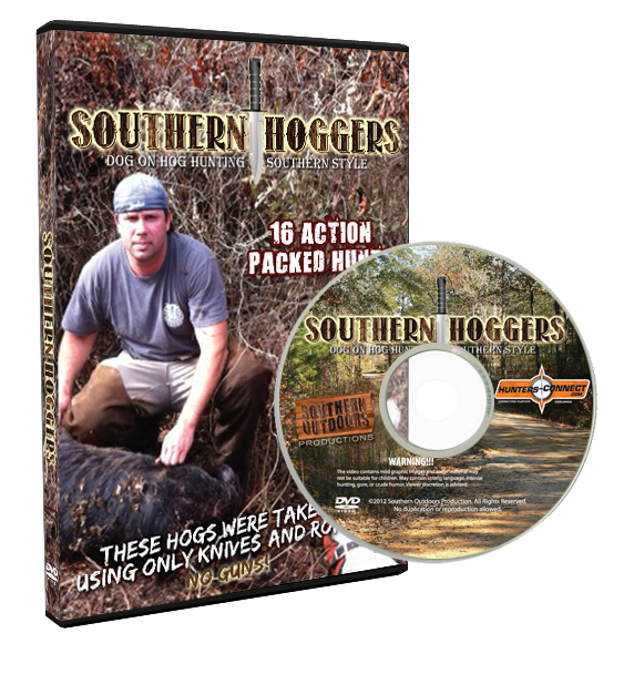 Image of Southern Hoggers DVD