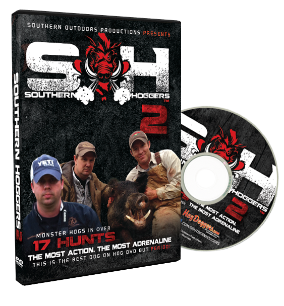 Image of Southern Hoggers 2 DVD