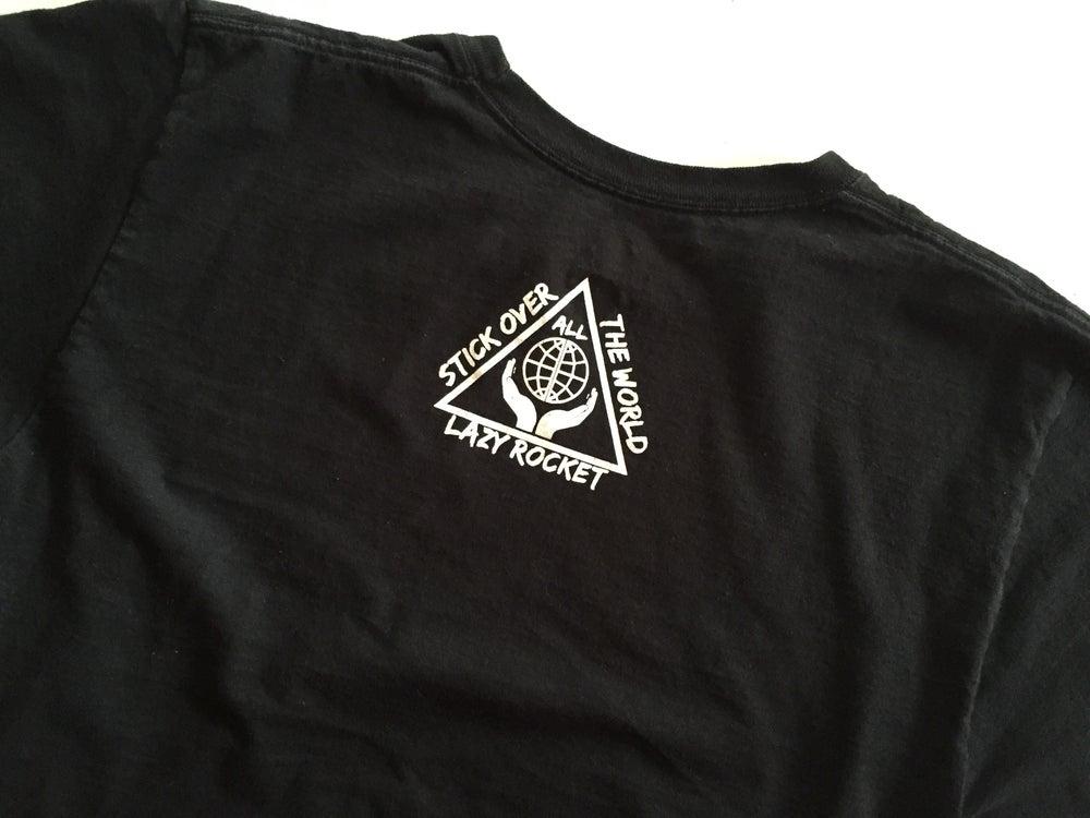 Image of Black Checkers Shirt