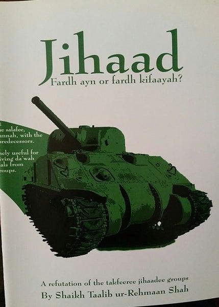 Image of Jihad - Fardhayn or Kifayah - Shaikh Talib ur Rehman