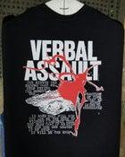 "Image of Verbal Assault ""Never Stop"" T-Shirt"