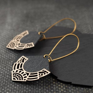 "Image of ""KAILANI"" EARRINGS"