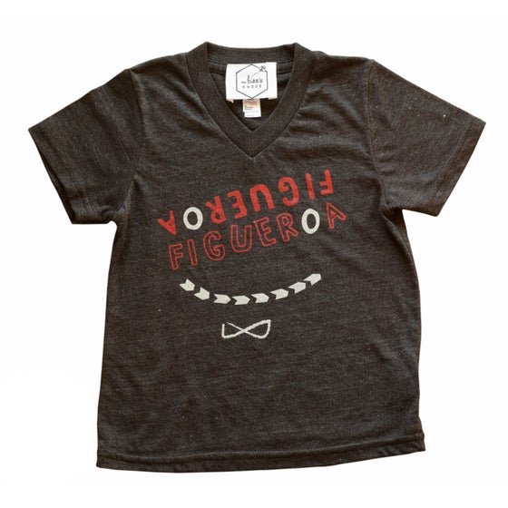 Image of FIGUEROA kids' tee
