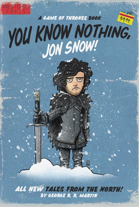 Image of You Know Nothing