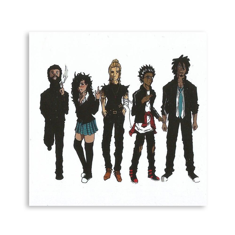 Image of NM Squad Vinyl Sticker
