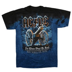 """Image of ACDC Cannon """"Double Wash"""" T Shirt"""