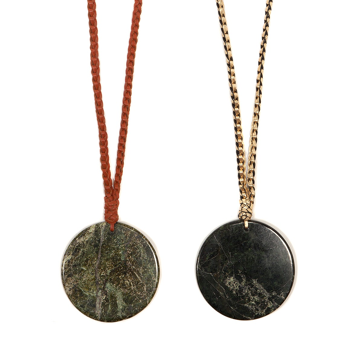 "Image of ""Moon Magic"" Serephanite Necklace"