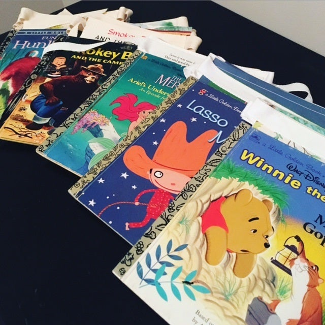Image of Custom Made Story Book Bunting