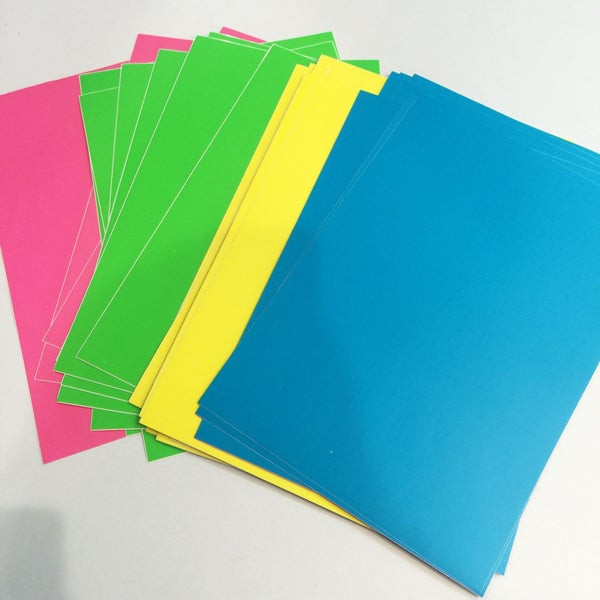 Image of Color Eggshell Paper Sheet
