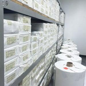 Image of 100Sheets---Eggshell Paper Sheet