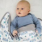Image of Organic Baby Blanket