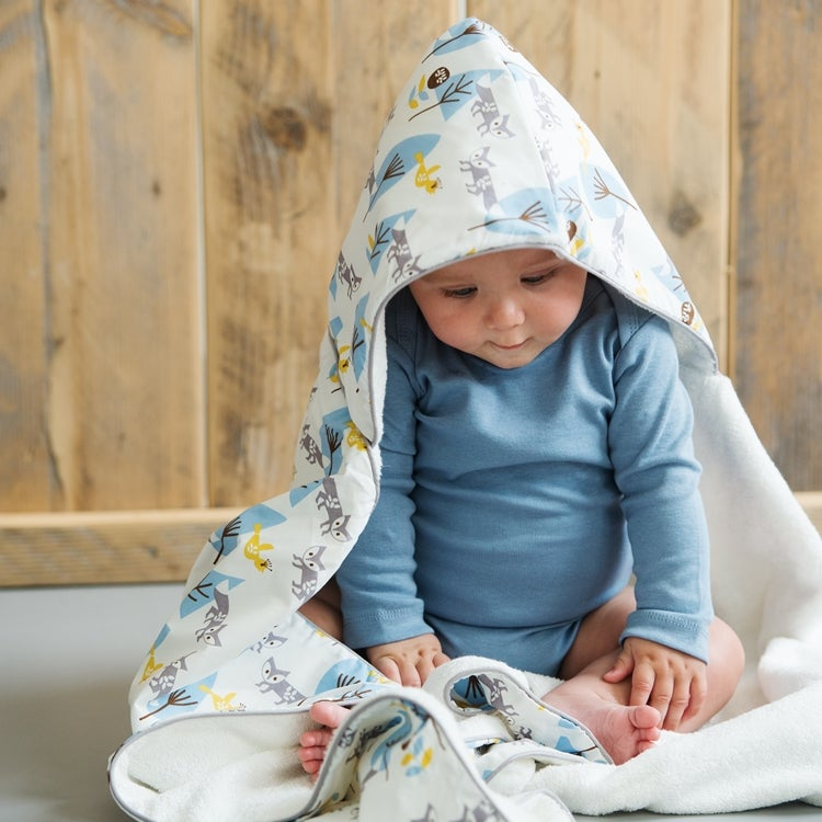 Image of Hooded Towel