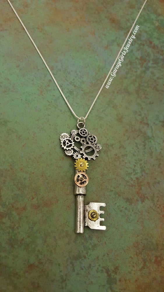 Image of Gear Necklaces