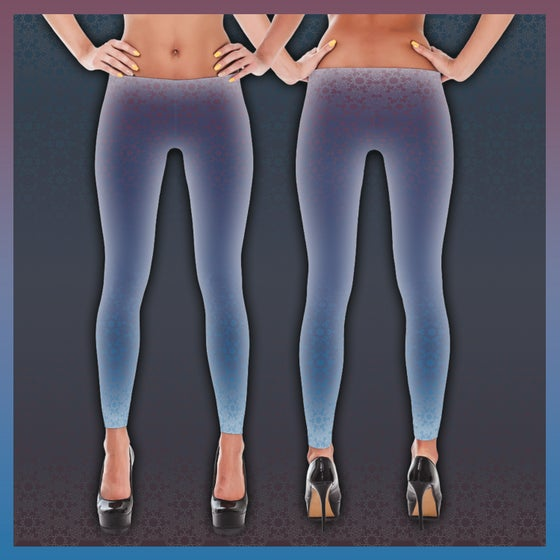 Image of 'Arabian Nights' Leggings