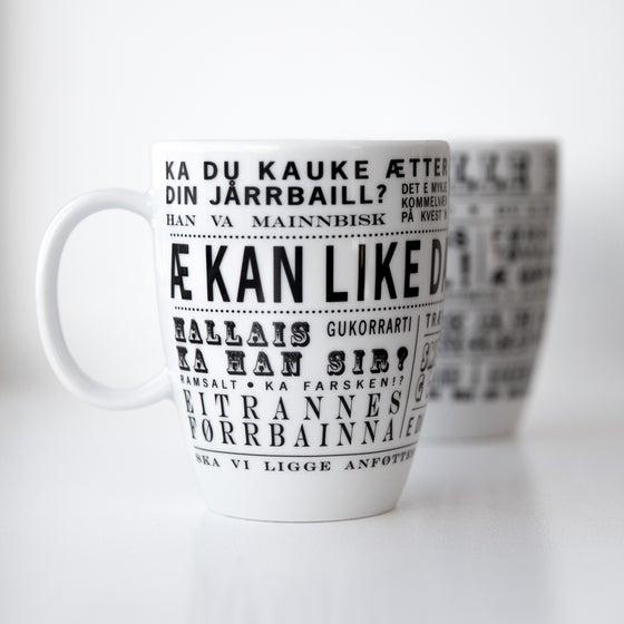 "Image of Krus ""Æ kan like dæ"""