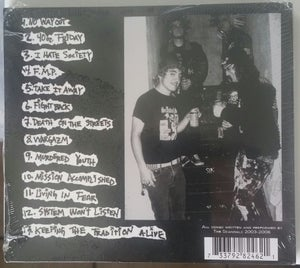 Image of The Scandals TX - Keeping The Tradition Alive CD