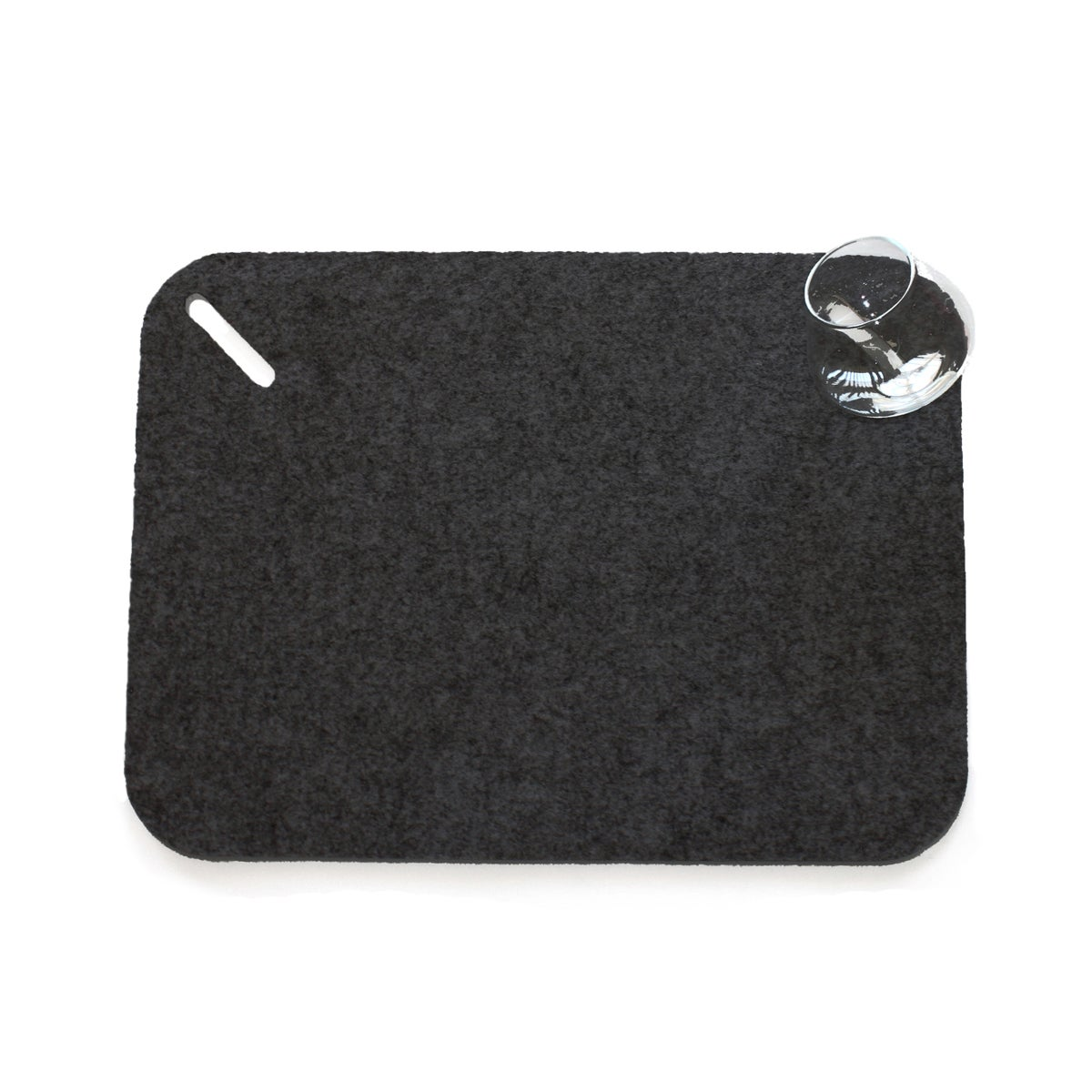 Image of Cupa-Place Black Placemats