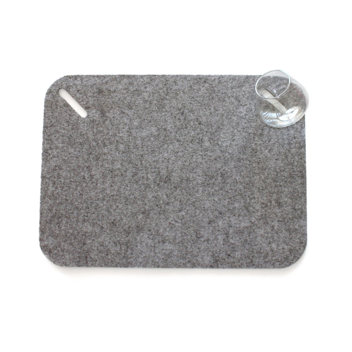 Image of Cupa-Place Grey Placemats