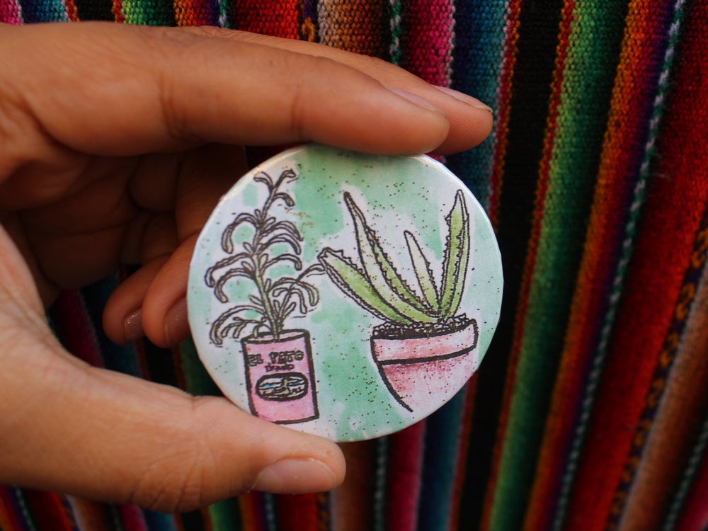 Image of Plantas Pin