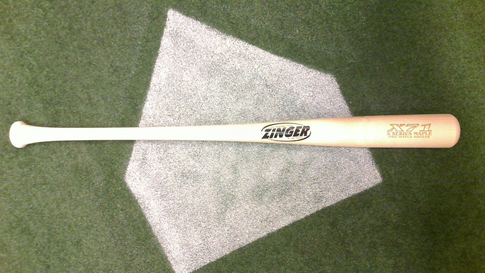 Image of X71 - All Natural Pro Maple w/ Ink Dot