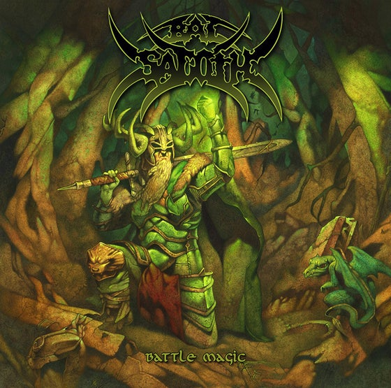 Image of Bal-Sagoth - Battle Magic CD