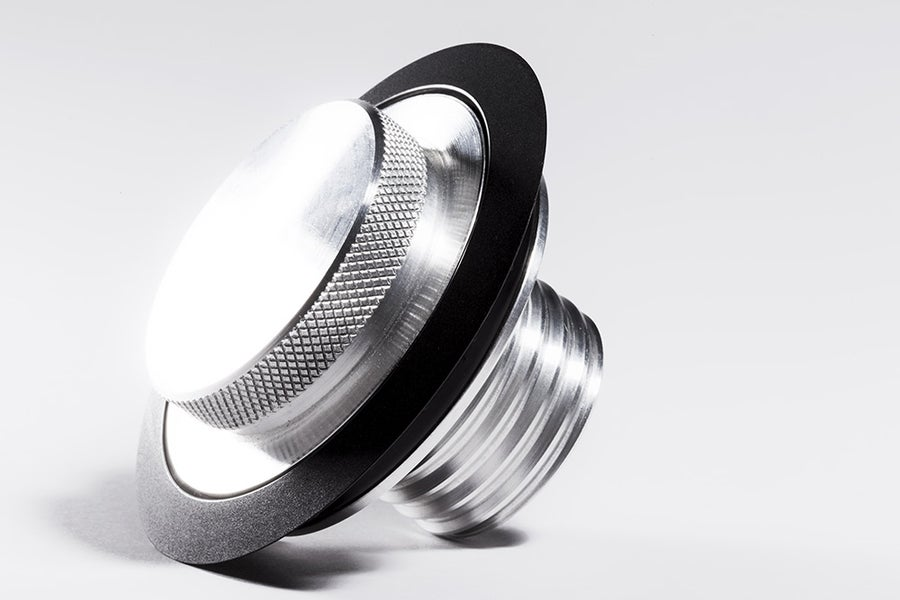 Image of ALLOY GAS CAP for BMW /7