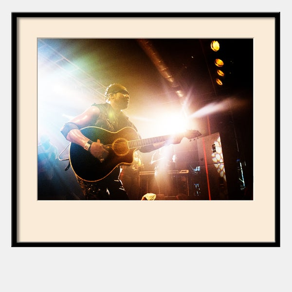 """Image of Toots and the Maytals: August 2012, O2 Academy, Liverpool, UK (16x12"""" / 406x304mm C-type)"""