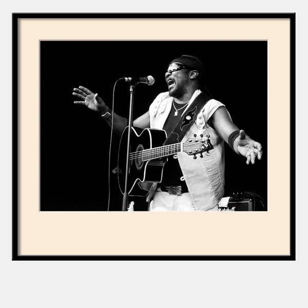 """Image of Toots and the Maytals: Wilderness Festival August 2011 (16x12"""" 406x304mm C-type)"""