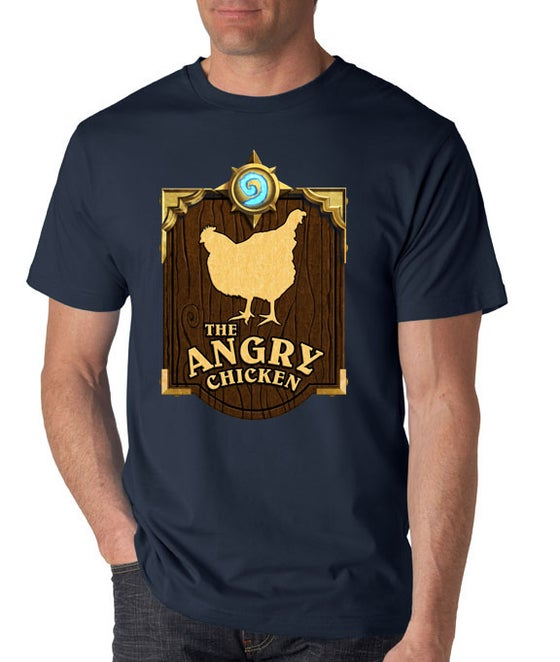 Image of The Angry Chicken T-shirt
