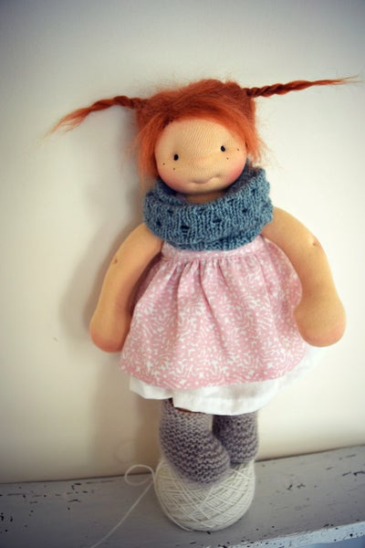 Image of Milla ~ a Luletti Rosehip Doll