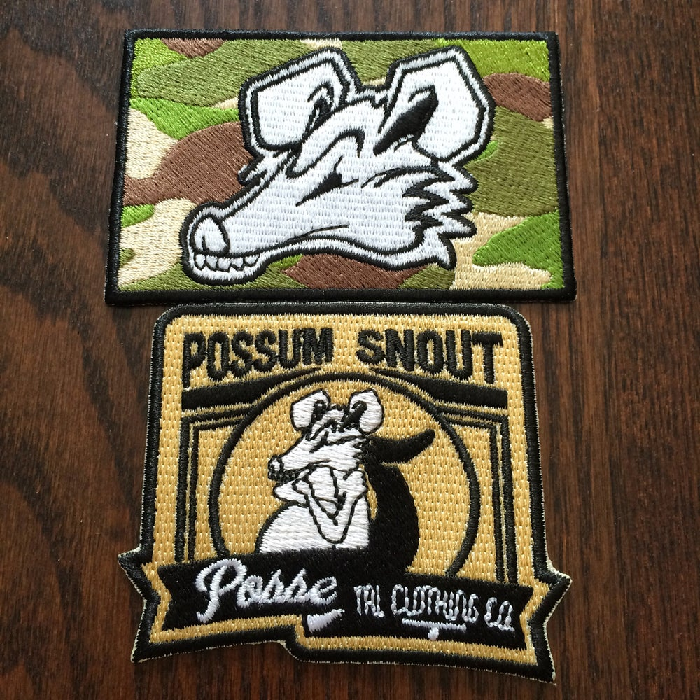 Image of Camo Patch / PSP Patch