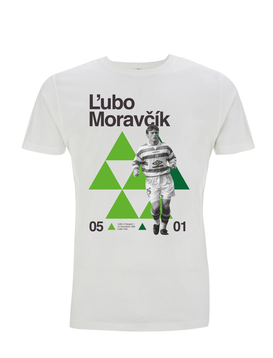 Image of LUBO MORAVCIK - LIMITED EDITION TSHIRT