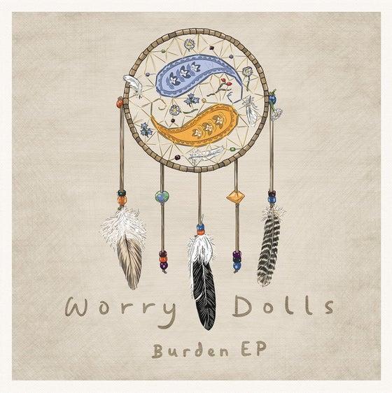 Image of Burden EP (2015)