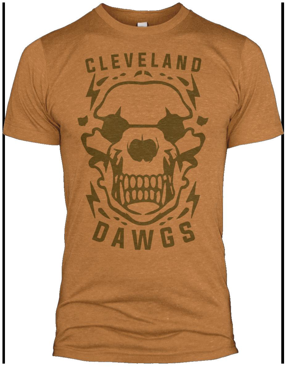 Image of Cleveland Dawgs Orange