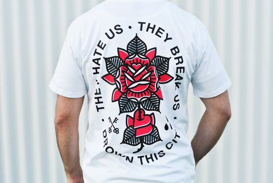 Image of They Hate Us Tee