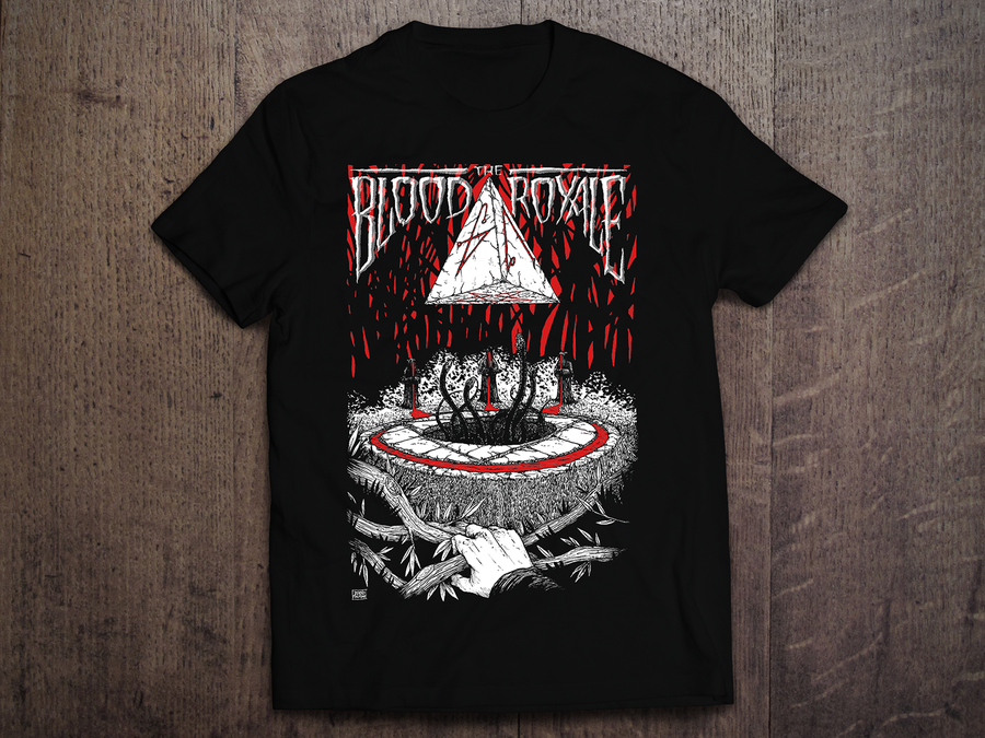 Image of Blood Pyramid Shirt
